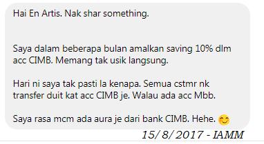 saving 10%