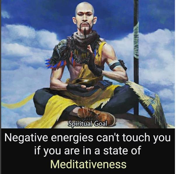 meditate 85